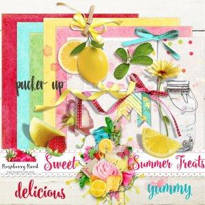 Sweet Summer Treats Freebie