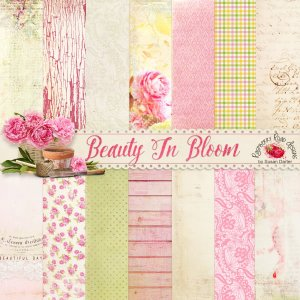Beauty In Bloom Papers
