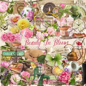 Beauty In Bloom Elements