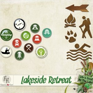 Lakeside Retreat Freebie