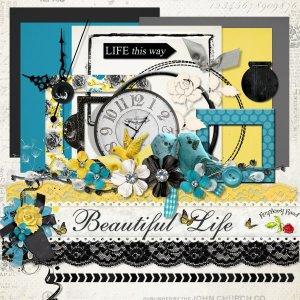 Beautiful Life Mini Freebie