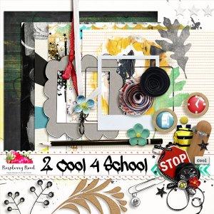 2 Cool 4 School Freebie