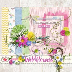 Wildflowers Freebie
