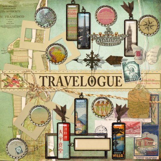 images of travelogue