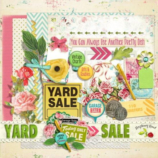 Yard Sale Add On Kit